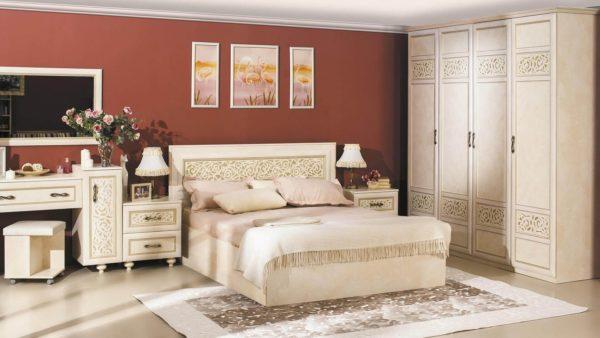 Александрия спальная система