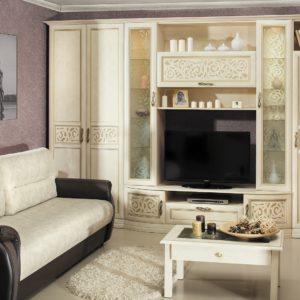 Александрия гостиная система